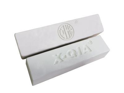 White Middle & Finish Polishing Wax For Copper, Aluminum, Plastic, Resin, Wood