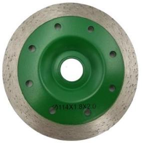 Dia114 Asia Arc-shaped Granite Diamond Cutting Disc